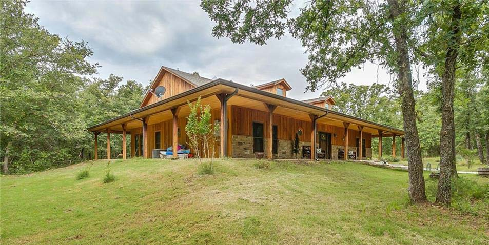 Beautiful 4 Bed Country Style Home W Wrap Around Porch 23 Hq Pictures Homenization